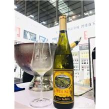 德國摩澤爾晚收雷司令半甜白葡萄酒