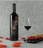 趣摩月影色拉子紅葡萄酒