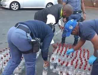 南非禁酒令促涨非法酒类销售额