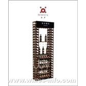 波多2.2米高新型展示架/紅酒陳列架/葡萄酒展示架