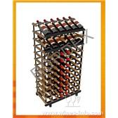 波多柜臺式新型展示儲藏組合酒架/自我安裝紅酒架