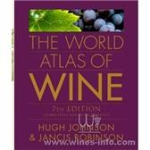 世界葡萄酒地圖第七版英語版