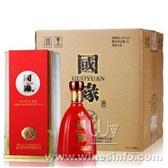 【國產白酒】今世緣國緣系列,柔雅型國緣k5白酒,500ml42度白酒