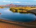 中國沙漠有機葡萄酒產地——烏海