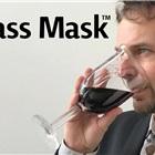 面罩式葡萄酒杯